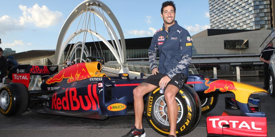 Ricciardo a F1 champ-in-waiting: Coulthard
