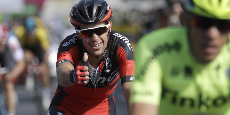 Porte leads world cycling ranking