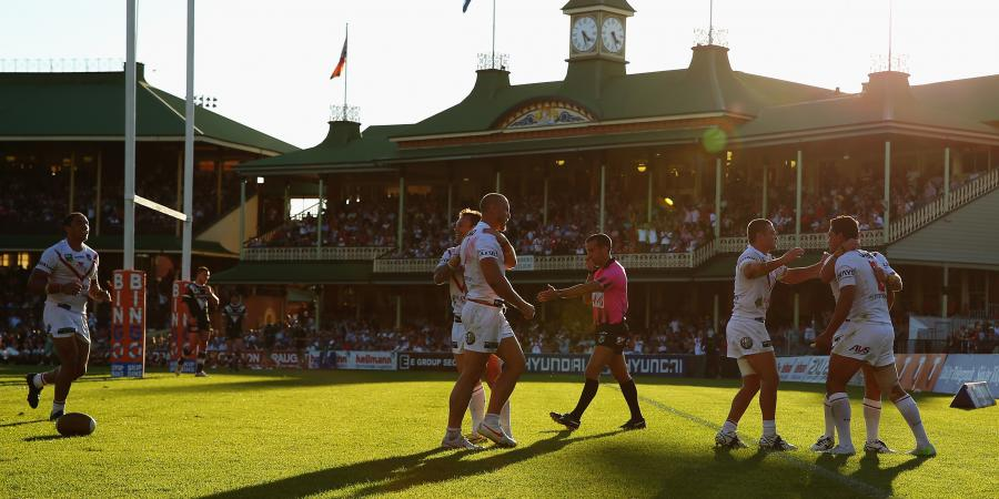 Dragons primed for Olympic effort at SCG