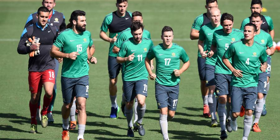 Fans urged to catch the Socceroos train