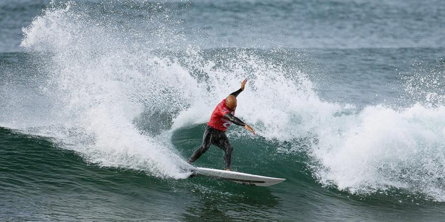 Wright into Rip Curl Pro second round