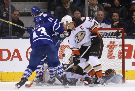 Ducks into playoffs, Maple Leafs can make it next season