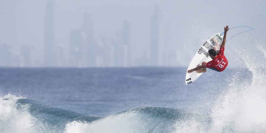 Surf history beckons for Fanning