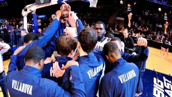 The moments Oklahoma, Villanova, Syracuse and North Carolina knew they made the Final Four