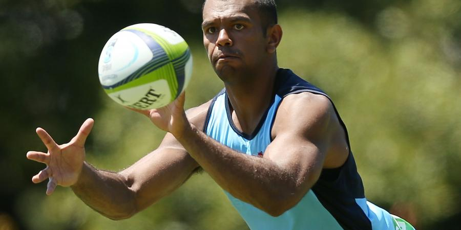 Waratahs play down Kurtley Beale injury