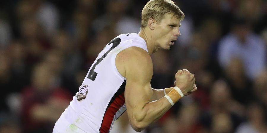 Riewoldt keeps shining as Saints bring Demons back to earth