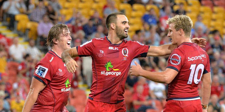 Reds beat Cheetahs but Kerevi injured