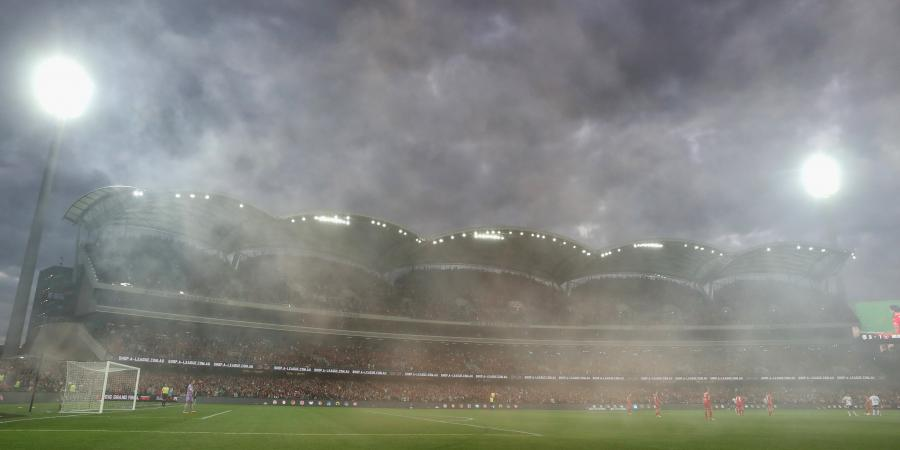 Wanderers risk FFA sanction over flares