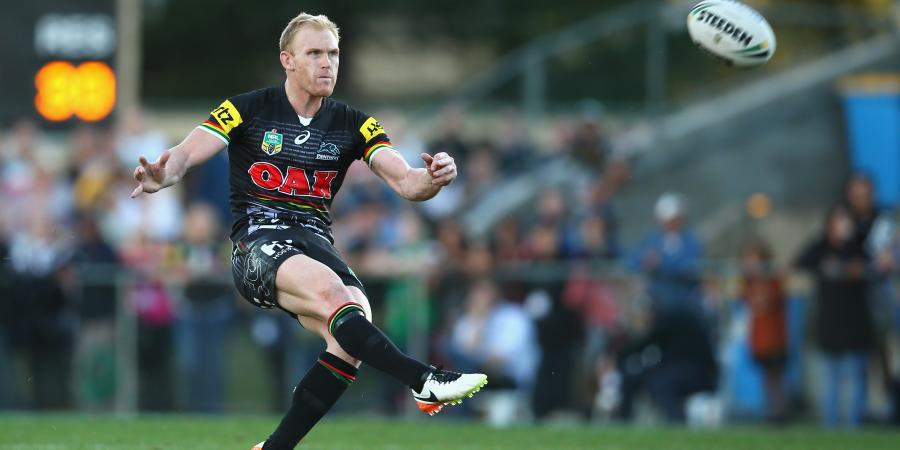 Wallace upbeat over new Panthers deal