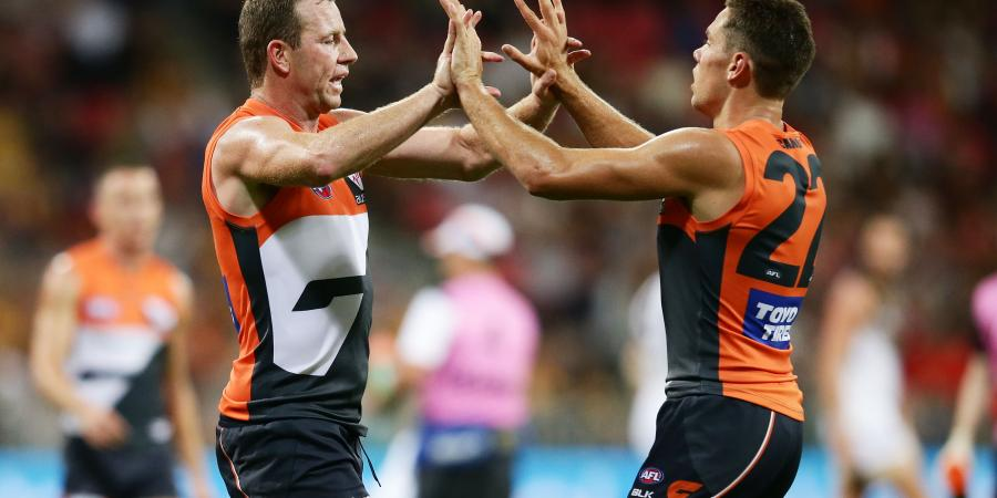 GWS' Jeremy Cameron full of praise for Stevie J