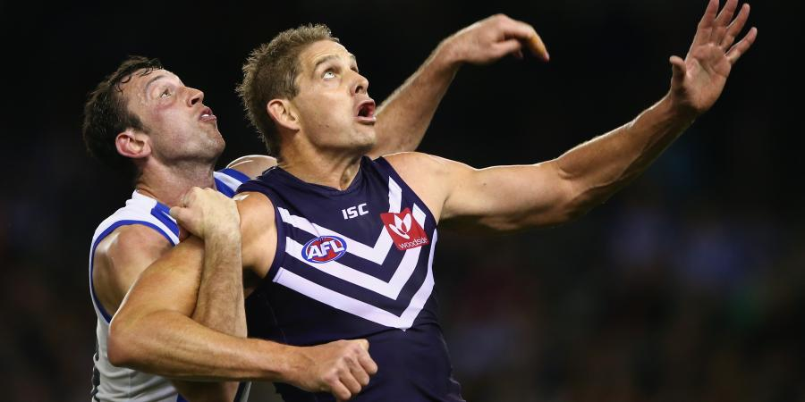 Sandilands dismisses rib rumour in AFL