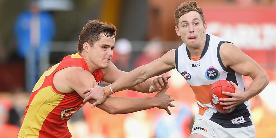 Suns envious of Giants: Harbrow