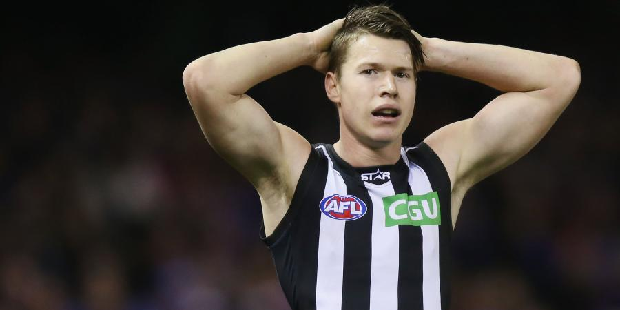 'Pies lose Langdon to injury