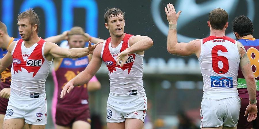 McVeigh says Swans midfield need to lift
