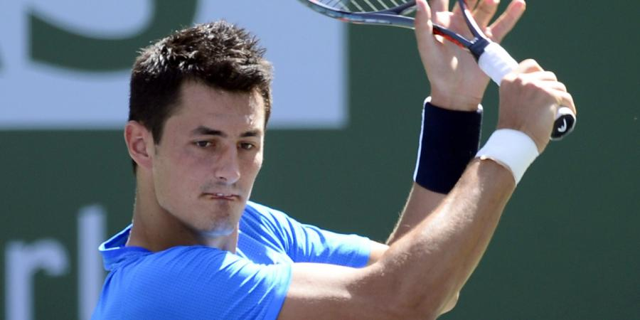 Tomic still laughing all the way to bank