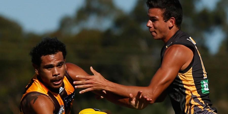 Riolis ready to rumble in AFL
