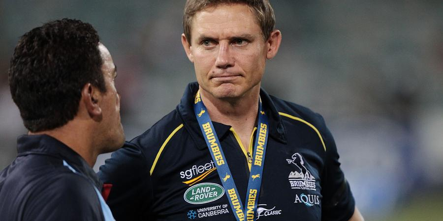 Brumbies seek out refs boss