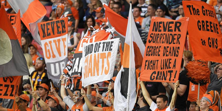 GWS ready to bust Perth hoodoo
