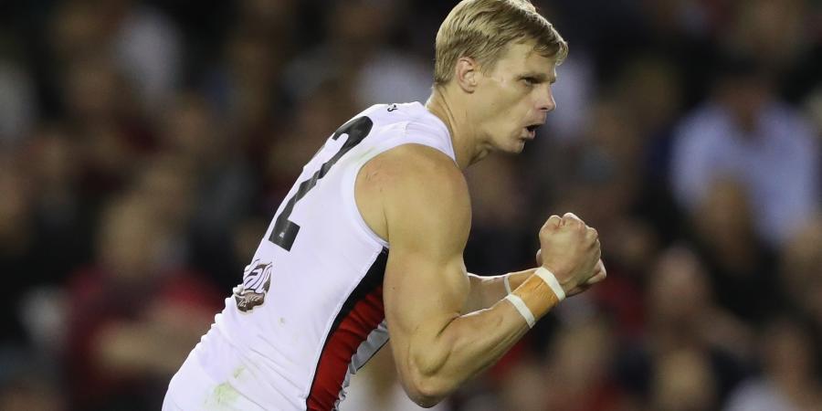 Saints' form keeps McCartin out