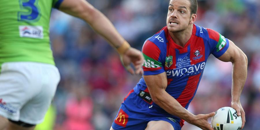 Knights' Mullen to miss 10-12 weeks of NRL