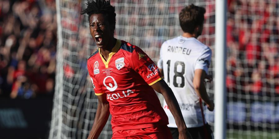 Kamau dreams big with City A-League move