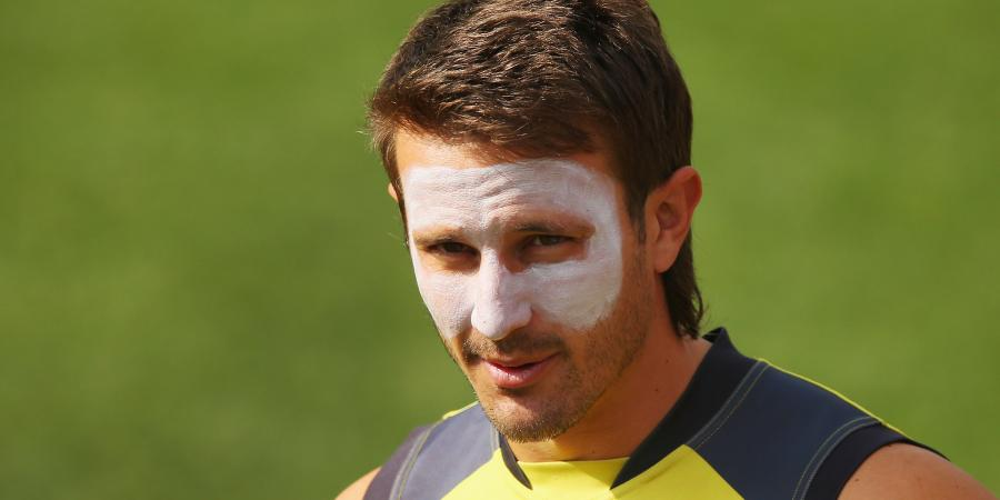 Richmond axe ruckman Maric