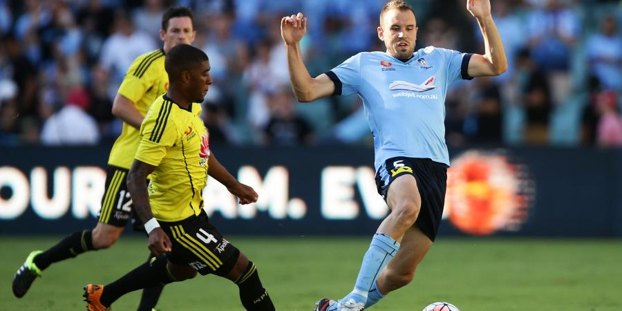 Jurman sweeps Sydney FC awards