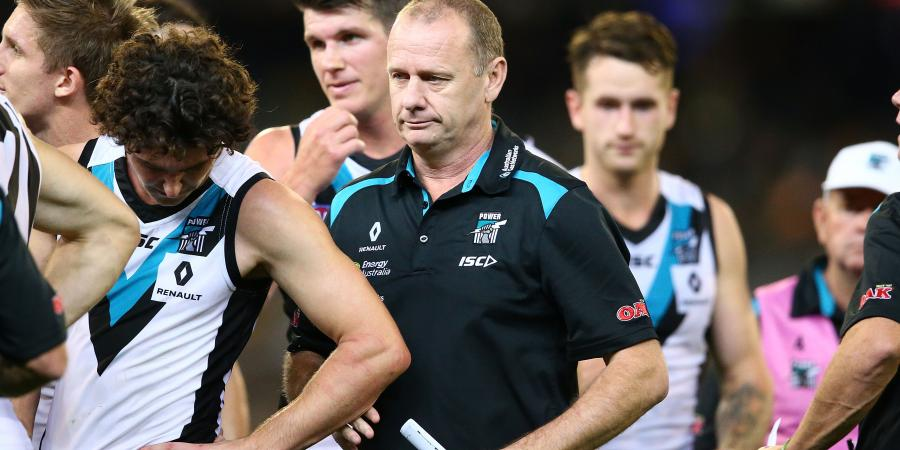 Port coach wants rucks to break even