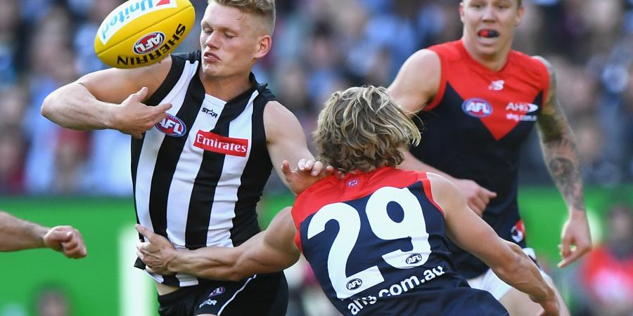 GWS benefiting from Collingwood's demise