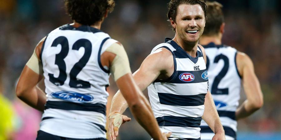 Dangerfield prepares to face Adelaide