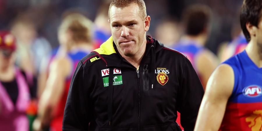 AFL's deliberate rule riles Lions coach