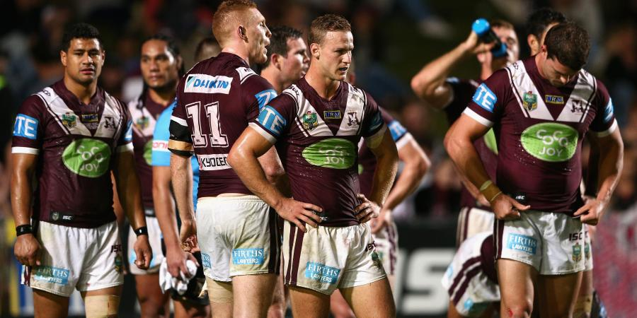 Away-day home game excites Manly players