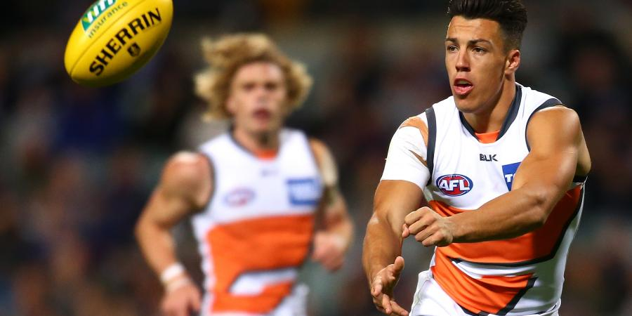 Orange army growing for Giants