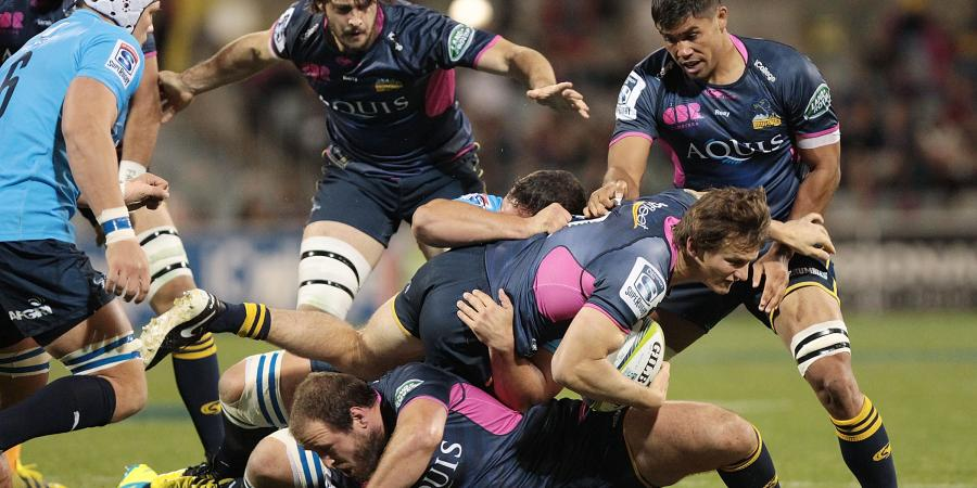 Brumbies unchanged for Rebels Super battle
