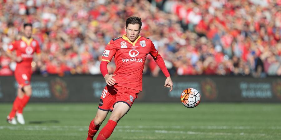 Adelaide's Goodwin inks Dutch deal