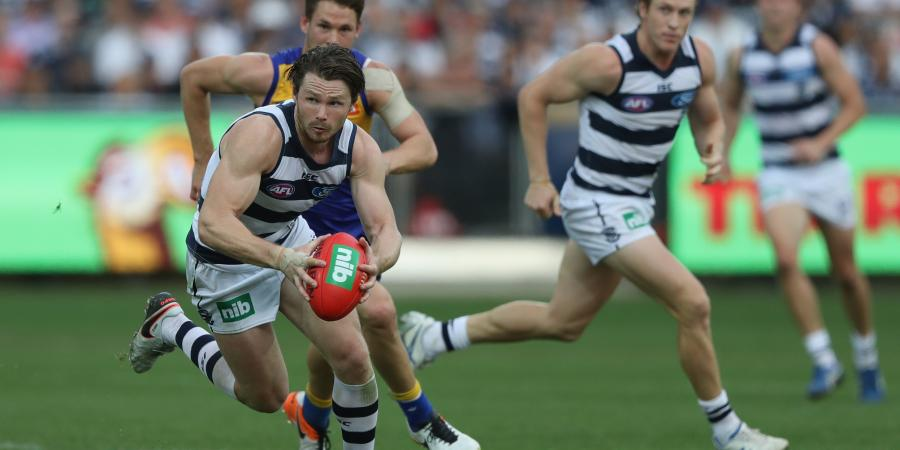 Dangerfield pumped for Adelaide return