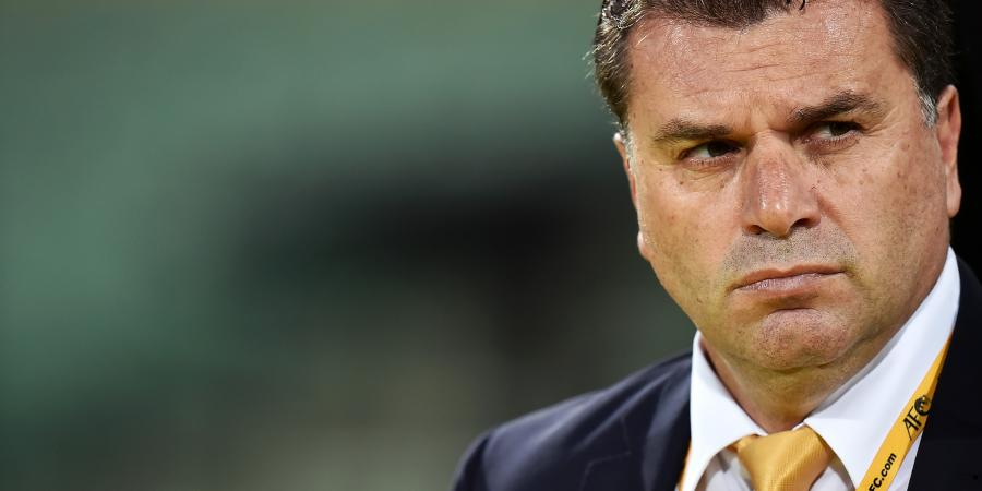 Socceroos to handle English pressure: Ange