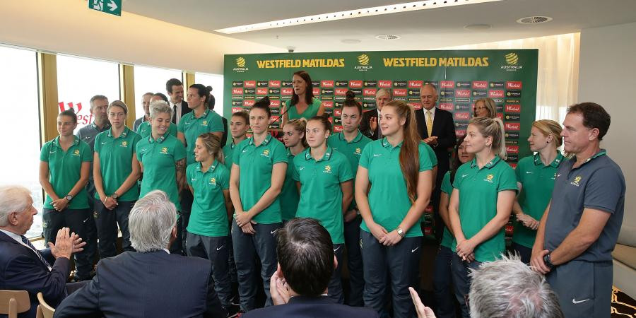 Matildas join Socceroos for double-header