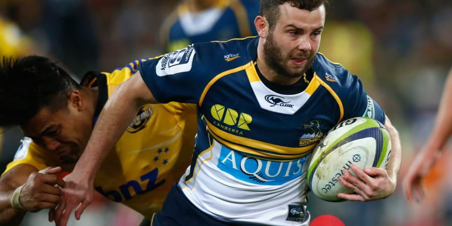 Coleman out as injury again hits Brumbies