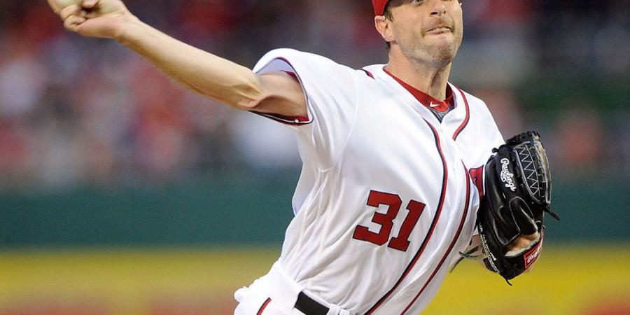 Watch: Scherzer's 20 strikeouts in 20 seconds