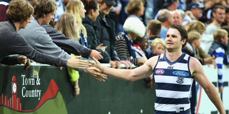 Dangerfield coy on Adelaide return