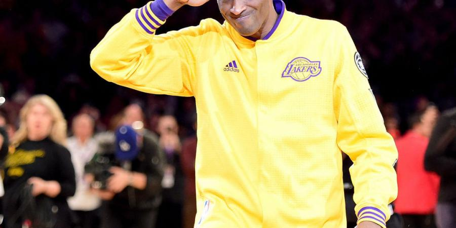 Kobe's company files trademark for 'Black Mamba'