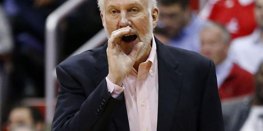 Popovich delivers another classic one-liner