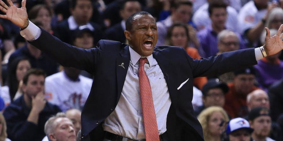 Casey: Unmotivated Raptors can 'go play volleyball'