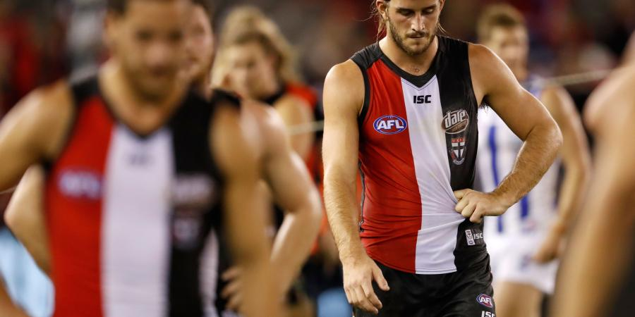 Saints learning tough AFL lessons: veteran