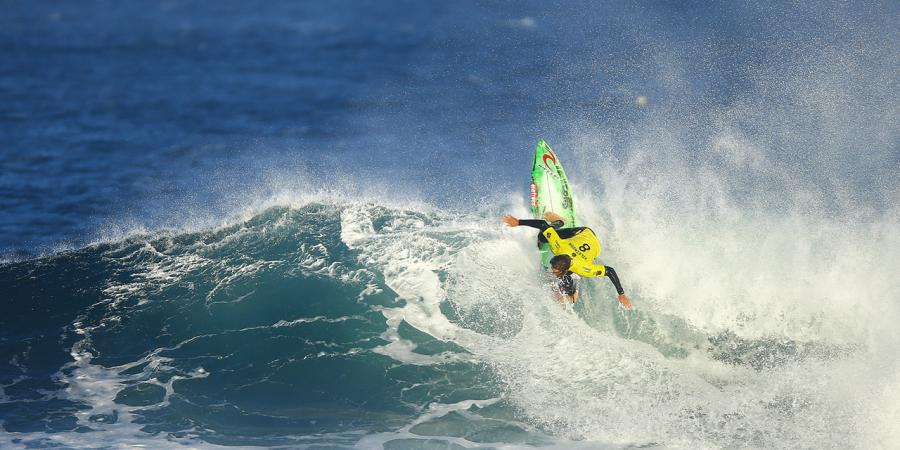 Wilkinson dumped from Brazil surf event