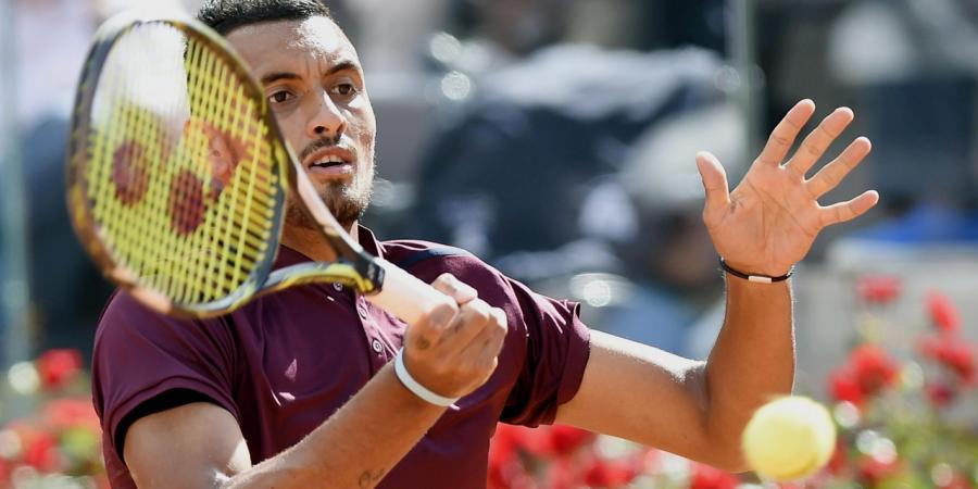 Murray backs Kyrgios over Games