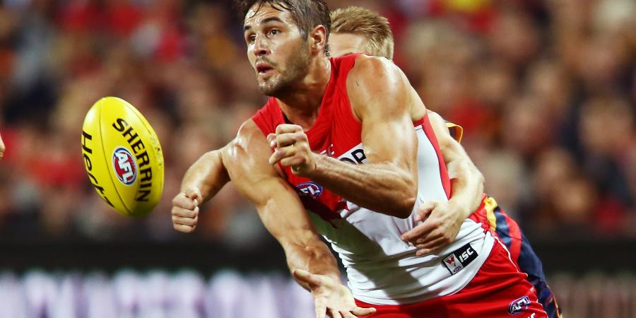 Swans lose Kennedy for clash with Tigers