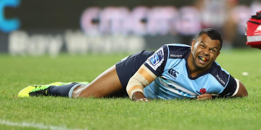 Wallaby Beale has successful knee surgery