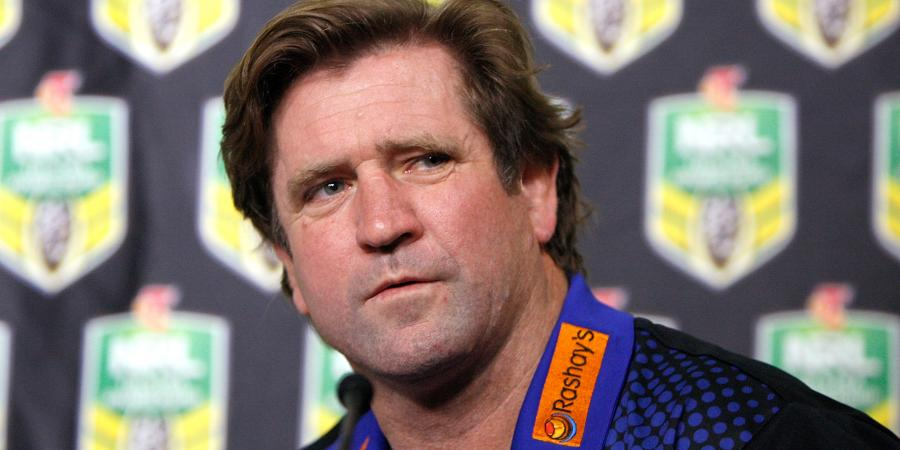 Hasler deflects pressure on Bulldogs